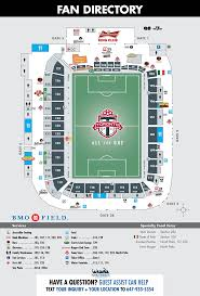 Cape Town Stadium Floor Plan by Bmo Field Stadium Toronto F C Football Tripper