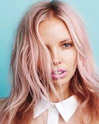pinks current hairstyle millennial pink the hottest new hair colour trend my hair care