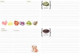 free printable recipe pages free printable recipe templates free printable recipe cards free