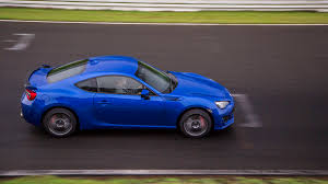 brz subaru 2018 2017 subaru brz first drive refreshed styling slightly more