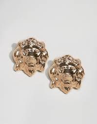 aldo earrings aldo aldo lion stud earrings