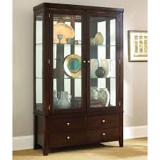 Small China Cabinet Hutch by China Cabinet Farmhouse China Cabinet Hutch Oak With