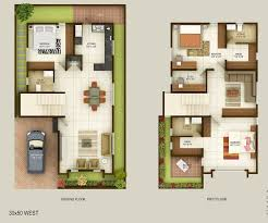 free duplex floor plans customize at just rs 4000