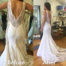 wedding dress alterations awesome wedding dress alterations before and after aximedia