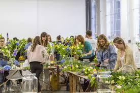 Arranging Flowers by Bloomon Workshops U2013 Bloomon Blog