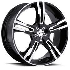 Muscle Car Rims - platinum 291 292 saber ultra wheel