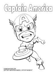 captain america coloring vanquish studio