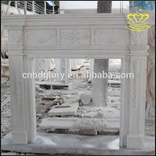 Cantera Stone Fireplaces by Special Supply Stone Fireplace Cream Colored European Style Mantel