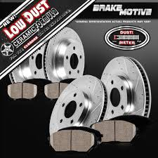 lexus is250 modifications singapore front rear drill slot brake rotors ceramic pads 2006 2007 2008