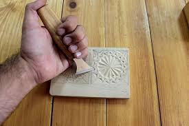 geometric wood sculpture wood carving knife geometric carving knife chip carving knife