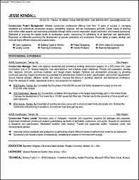 Construction Supervisor Resume Sample Site Supervisor Resume Pdf Apa Style Example Paper