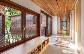 Stilt House Designs Living Modern A House On Stilts In Harvard Boston Magazine