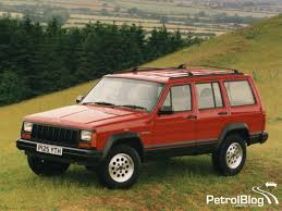 gold jeep cherokee old gold top gear jeep cherokee xj petrolblog