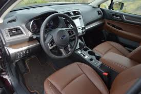 subaru tribeca 2017 interior 2017 subaru outback 2 5i touring review car reviews and news at