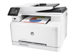 hp color laserjet pro m277n multifunction printer with fax hp