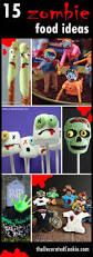 Halloween Birthday Ideas Best 20 Zombie Food Ideas On Pinterest Zombie Halloween Party