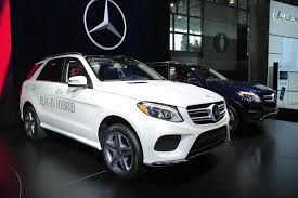 mercedes truck 2016 2016 mercedes gle class revealed with phev option autoguide com news