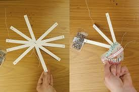 diy tutorial free printable paper ornaments boho