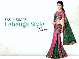 Mumtaz Style Saree Draping Diy Lehenga Style Saree Watch Video To Learn These Easy Steps