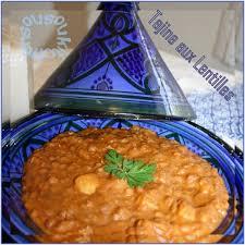 overblog cuisine marocaine lentilles à la marocaine العدس recette marocaine cuisine