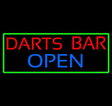 neon bar lights for sale buy cheap darts neon signs real glass tube neon lights from factory
