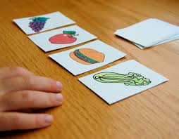 food groups game found in about me activity book kids love