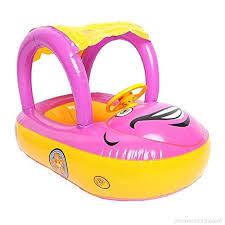 siege gonflable bébé uleade bouée bébé flotteur bateau anneau de natation siège gonflable