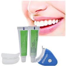 led light for teeth 1 set new white led light teeth whitening tooth gel whitener