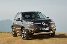 koleos renault 2018 renault koleos facelift photo gallery autocar india