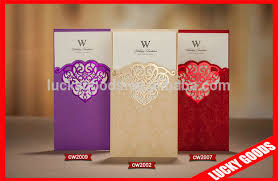marriage invitation card sle cheap new style wedding invitation cards models buy wedding model