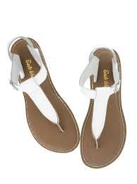 salt water sandals womens t thong white u2013 lalt collective