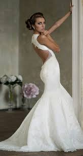 mermaid style wedding dress aisle style stunning mermaid wedding dresses wedding party by
