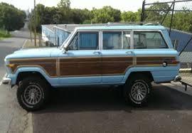 wagoneer jeep 2015 jake owen s fully restored 90 jeep wagoneer up for sale wddd fm
