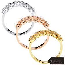 designs gold rings images Matashi cz gold rings for women 3piece set vintage jpg