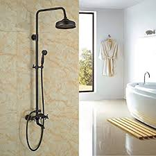 rozin bathroom shower faucet set 8 shower spray
