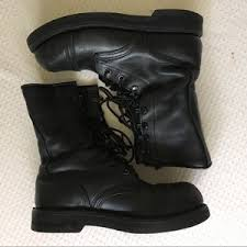 womens motorcycle boots size 9 shoes combat moto boots on poshmark