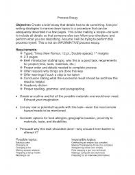 type of resume paper paper cover letter process essay examples informational process