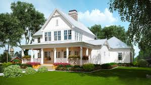 Farmhouse House Plans With Porches Plan 92381mx A Honey Of A Farmhouse Decorative Wood Trim