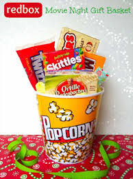gift for family family movie night basket siudy net