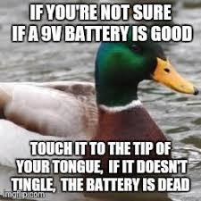 Not Sure If Meme Maker - good advice mallard imgflip