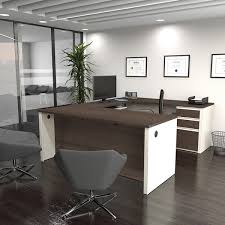 bestar innova u shaped workstation desk bestar prestige u shaped workstation desk kit free shipping today