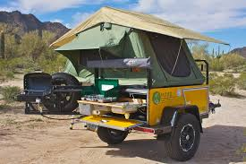 off road camper trailer plans with unique picture in ireland