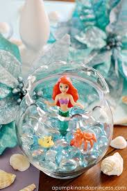 little mermaid party with easy designs and décor to inspire