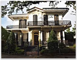 new orleans homes and neighborhoods historic new orleans garden district some variety