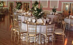 chiavari chairs rental similar to the yacht club could work if it rains wedding decor