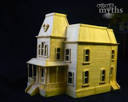 Psycho House Floor Plans Mother U0027s House U2013 Psycho U2013 Created Myths