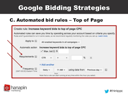 keyword bid keyword bidding strategies that will give you the most for your