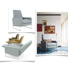 furniture stylish recliner chair for your home inspiration