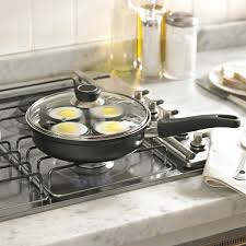 lakeland 6047 cup egg poacher 4 piece set at the good guys