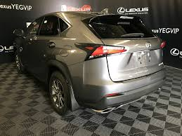 lexus nx standard features new 2017 lexus nx 200t standard package 4 door sport utility in